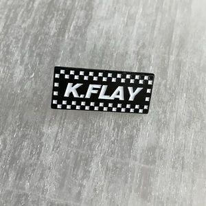 Limited Edition K.Flay Pin